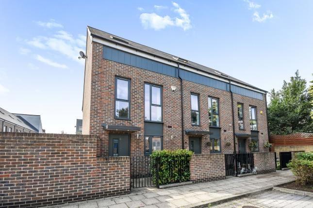 Thumbnail End terrace house for sale in Rainham, Greater London, Essex