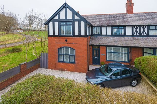 Thumbnail Semi-detached house for sale in Preston Road, Whittle-Le-Woods, Chorley