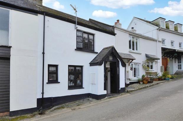 Thumbnail Terraced house for sale in Church Street, Landrake, Saltash, Cornwall