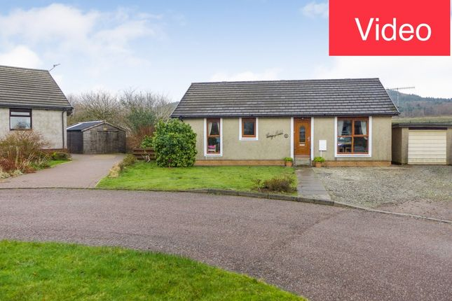 Thumbnail Detached bungalow for sale in 11 Dalriada Place, Kilmichael Glassary