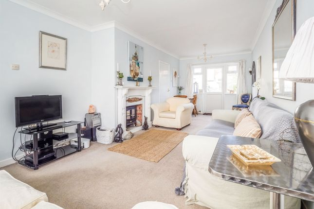 Thumbnail Semi-detached house for sale in Station Road, Cromer