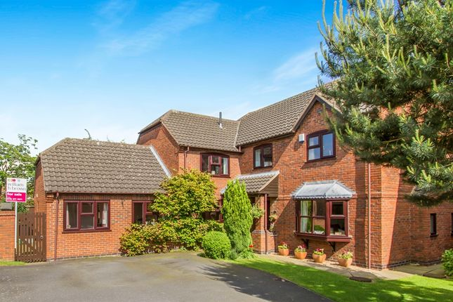 Properties For Sale In Great Glen Leicestershire