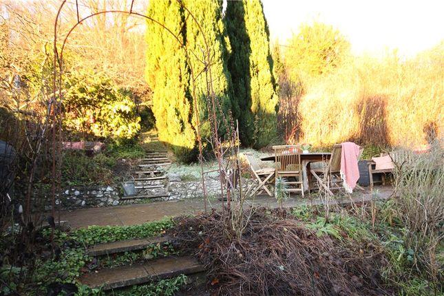 Garden (2018) of The Street, Milton Abbas, Dorset DT11
