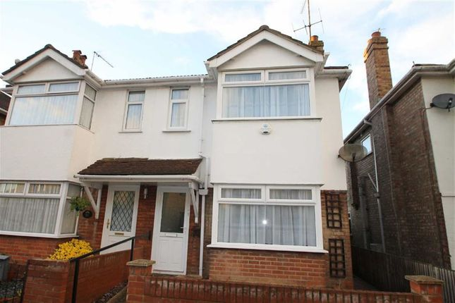 Thumbnail Semi-detached house to rent in Warwick Road, Clacton-On-Sea