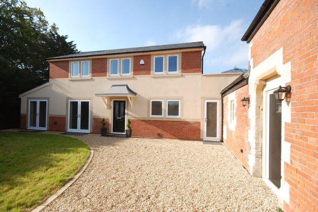 Thumbnail Detached house for sale in Wingfield Road, Trowbridge, Wiltshire