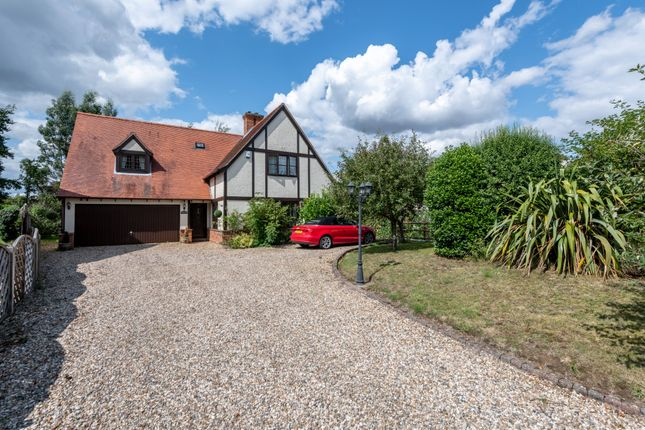 Detached house for sale in Grove Hill, Langham, Colchester