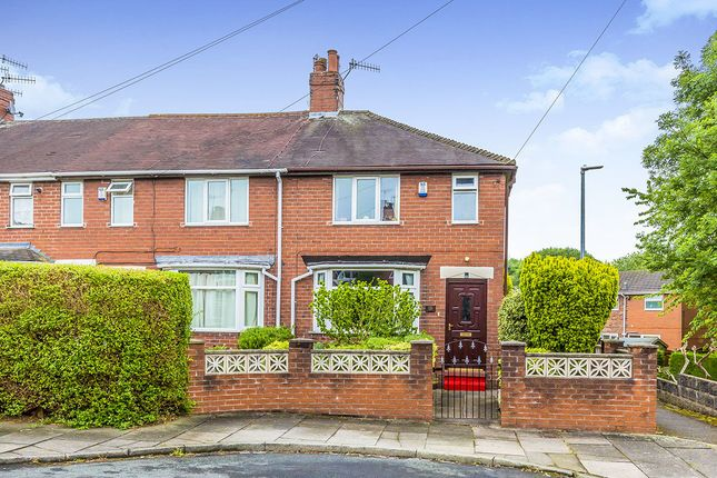 Thumbnail Semi-detached house for sale in Richards Avenue, Stoke-On-Trent