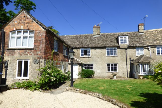 Thumbnail Semi-detached house for sale in Park Place, Ashton Keynes, Wiltshire