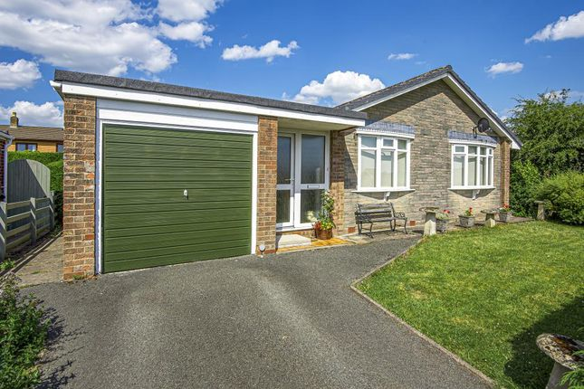 Thumbnail Detached bungalow for sale in Llandrindod, Powys