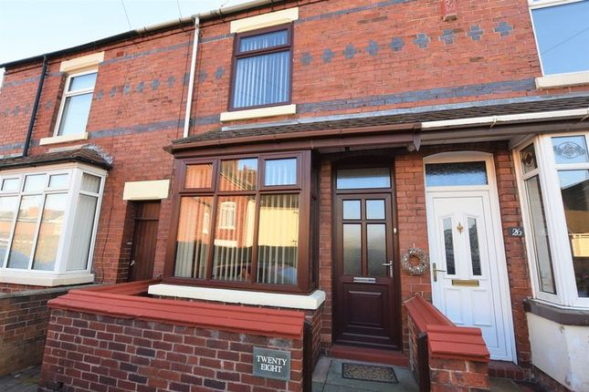 Thumbnail Terraced house to rent in Meadow Street, Milton, Stoke-On-Trent