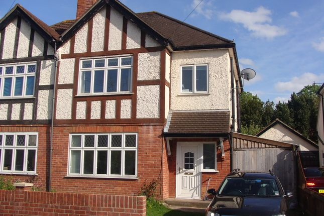 Thumbnail Semi-detached house to rent in Westrow Gardens, Shirley, Southampton