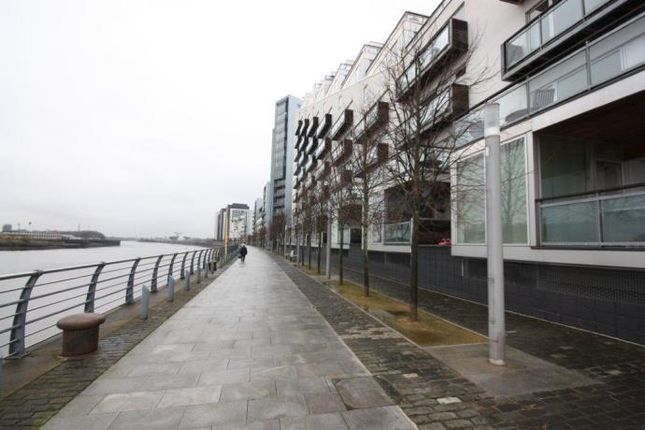 Thumbnail Flat to rent in Meadowside Quay Walk, Glasgow