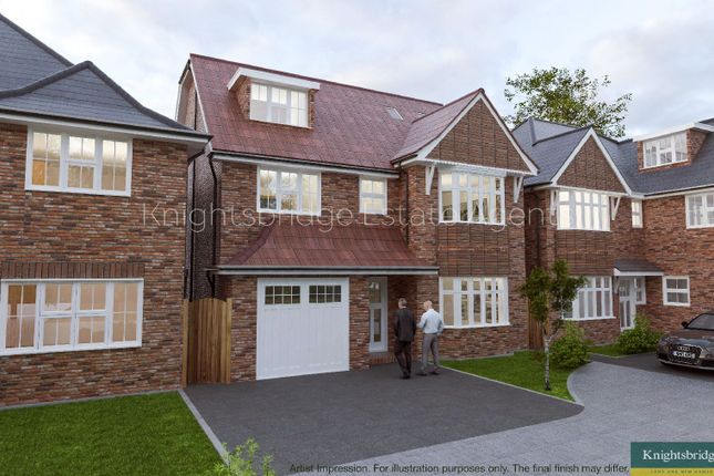 Thumbnail Detached house for sale in 'the Maple', Off Uppingham Road, Leicester