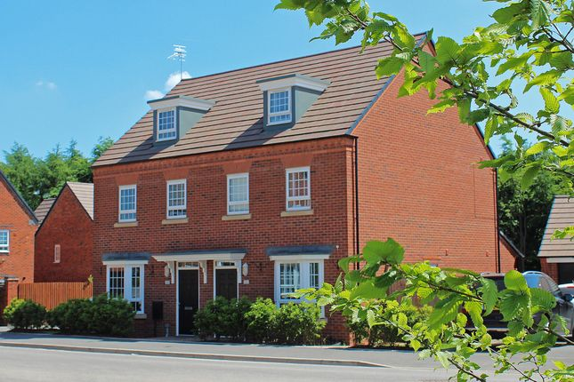 """Thumbnail Semi-detached house for sale in """"Kennett"""" at Gospel End Road, Sedgley, Dudley"""