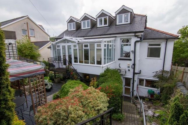 Thumbnail Detached house for sale in Pontmorlais, Merthyr Tydfil