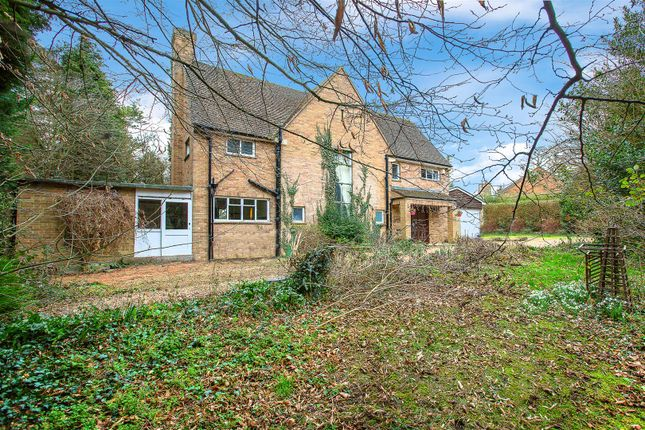 Thumbnail Detached house for sale in Brooke Road, Great Oakley