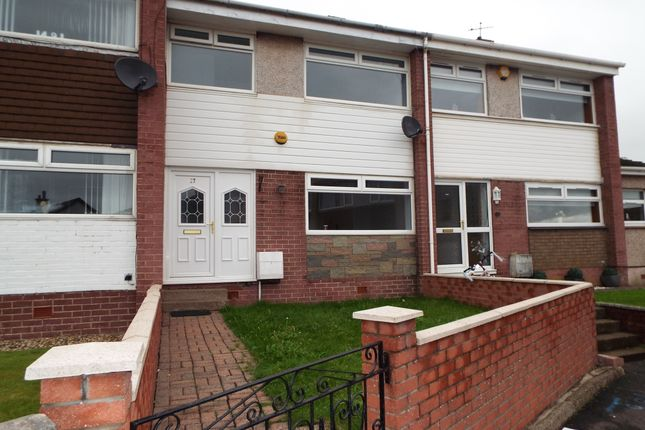 Thumbnail Terraced house for sale in Mayfield Crescent, Stevenston