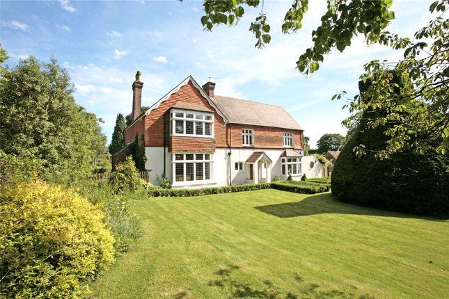 Thumbnail Detached house for sale in Horsham Road, Rusper, Horsham, West Sussex
