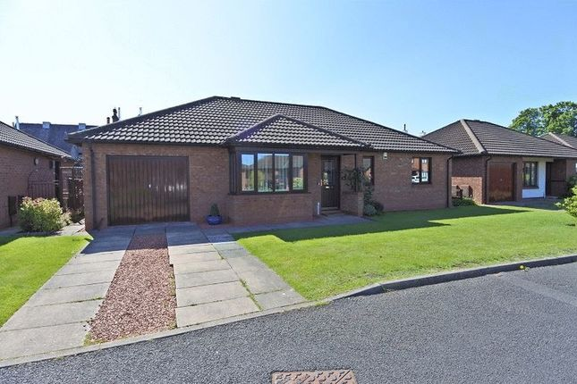 Thumbnail Detached bungalow for sale in Pinecroft, Carlisle