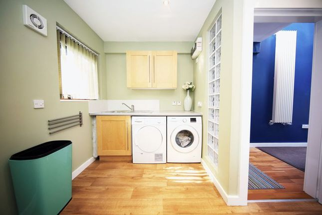 Utility Room of Ballumbie, Dundee DD4