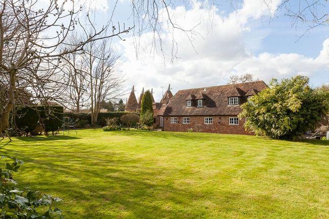 Thumbnail Detached house for sale in Symonds Lane, Yalding, Maidstone