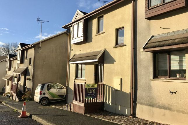 Thumbnail Semi-detached house to rent in Queens Court, Narberth, Pembrokeshire