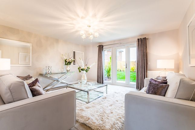 "4 bedroom detached house for sale in ""Hollandswood"" at Whitehills Gardens, Cove, Aberdeen"