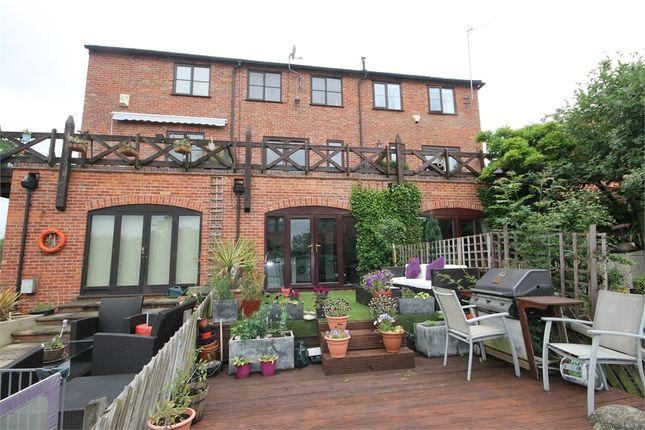 Thumbnail Terraced house for sale in Tannery Wharf, Newark, Nottinghamshire.