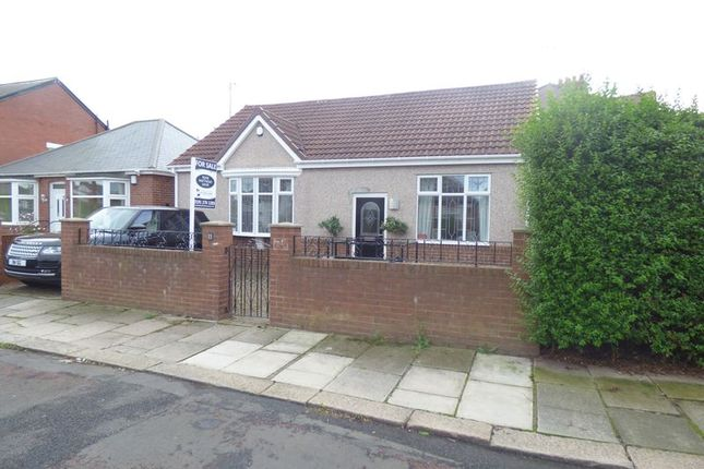 3 bed bungalow for sale in Poplar Avenue, Walkerville, Newcastle Upon Tyne