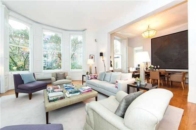 Thumbnail Flat to rent in Wetherby Gardens, South Kensington, London