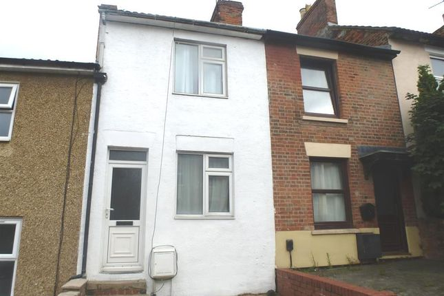 Thumbnail Terraced house to rent in Belle Vue Road, Swindon