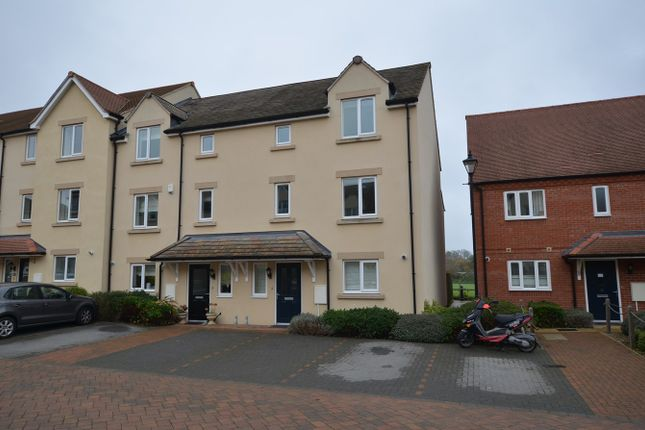 Thumbnail Town house to rent in Bowman Mews, Stamford