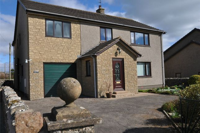 Thumbnail Detached house for sale in Hall Close, Soulby, Kirkby Stephen, Cumbria