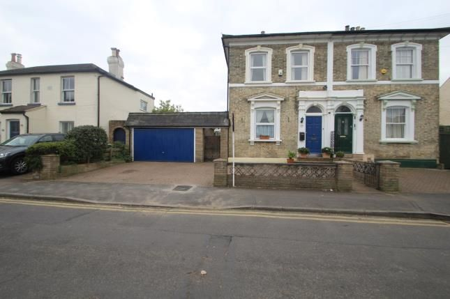 Thumbnail Semi-detached house for sale in Waterloo Road, Sutton, Surrey