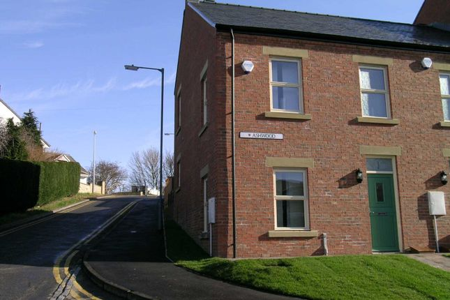 Thumbnail Semi-detached house to rent in Ashwood, Leazes Lane, Durham