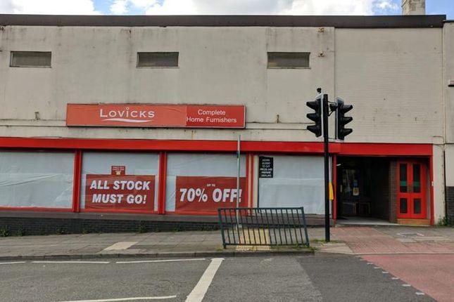 Thumbnail Retail premises to let in Blackburn Street, Manchester, Lancashire