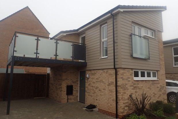 Thumbnail Detached house to rent in Agrippa Crescent, Fairfields, Milton Keynes, Bucks