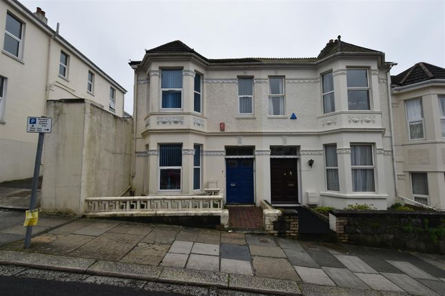 Thumbnail End terrace house to rent in Derry Avenue, Plymouth