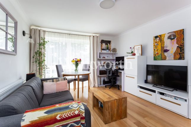 Thumbnail Flat for sale in Lucerne Close, London