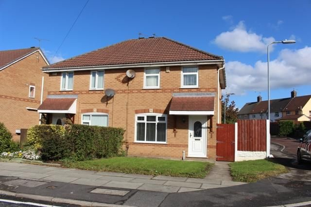 3 bed semi-detached house to rent in Midway Road, Huyton, Liverpool
