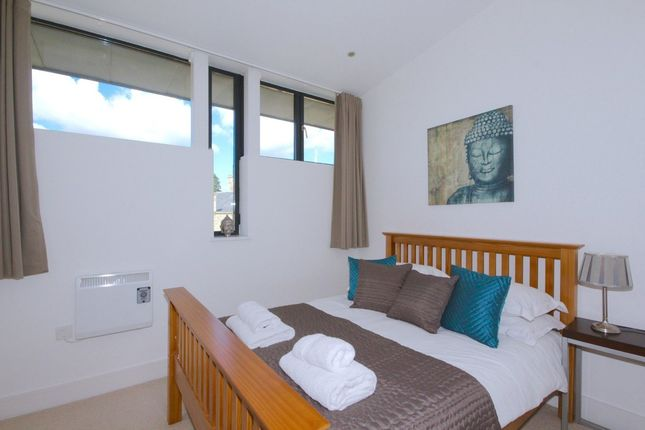 Thumbnail Flat to rent in New Road, Oxford