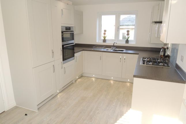 Kitchen/Diner: of Wilfred Appleby Mews, Stanway, Colchester CO3
