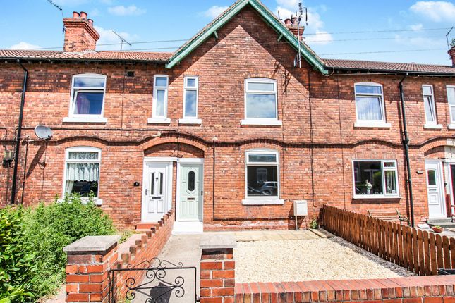 2 bed town house for sale in Recreation Road, Selby