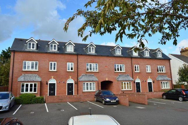 Thumbnail Flat to rent in Monmouth Court, Bindon Road, Taunton, Somerset
