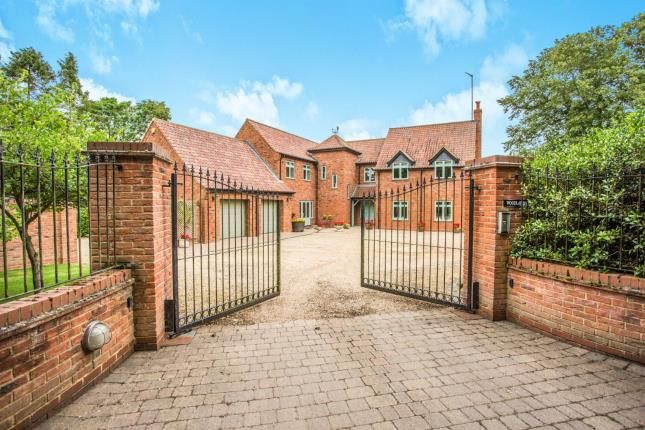 Thumbnail Detached house for sale in Hillington, Kings Lynn