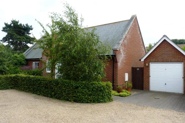 Thumbnail Detached bungalow for sale in Old Hall Close, Old Felixstowe, Felixstowe
