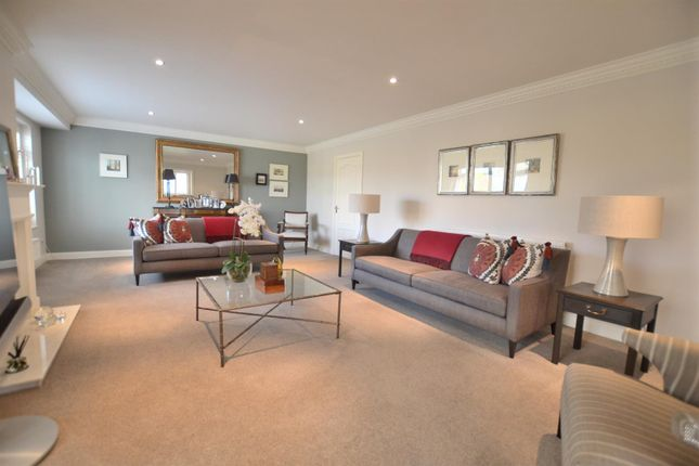 Living Room of Cotes Road, Barrow Upon Soar, Leicestershire LE12