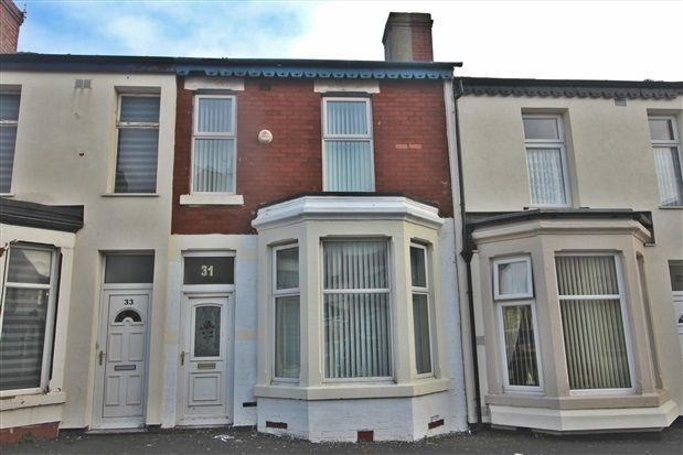 Thumbnail Property to rent in Ribble Road, Blackpool