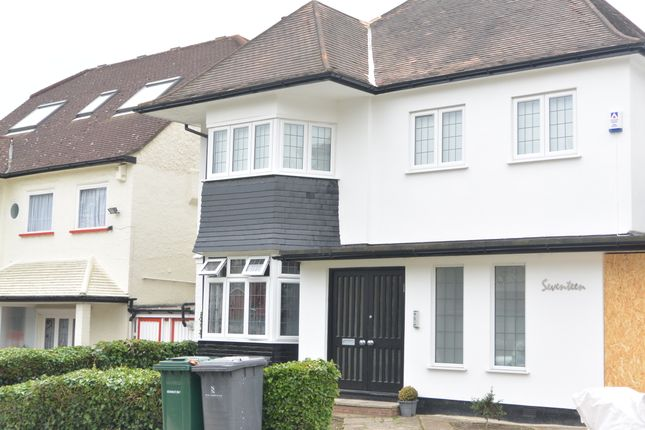 Thumbnail Detached house to rent in Mayfield Gardens, Hendon