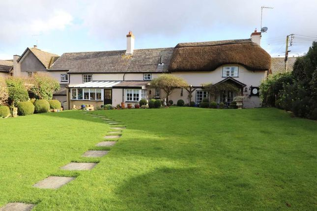 Thumbnail Cottage for sale in Old School Lane, Fremington, Barnstaple